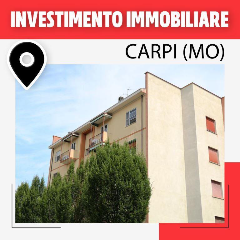 Investimento Immobiliare a Carpi via Amendola