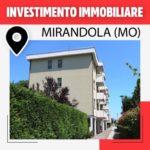 INVESTIMENTO IMMOBILIARE MIRANDOLA 1 MODENA EMANUELE VALLONE VICTORIA PARTNERS