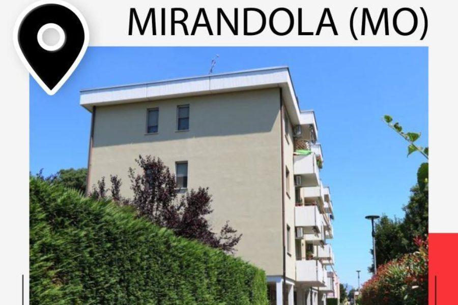 Investimento Immobiliare a Mirandola (Mo) via Favorita