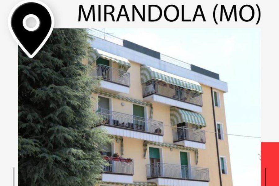 Investimento Immobiliare a Mirandola (Mo) via Pirandello