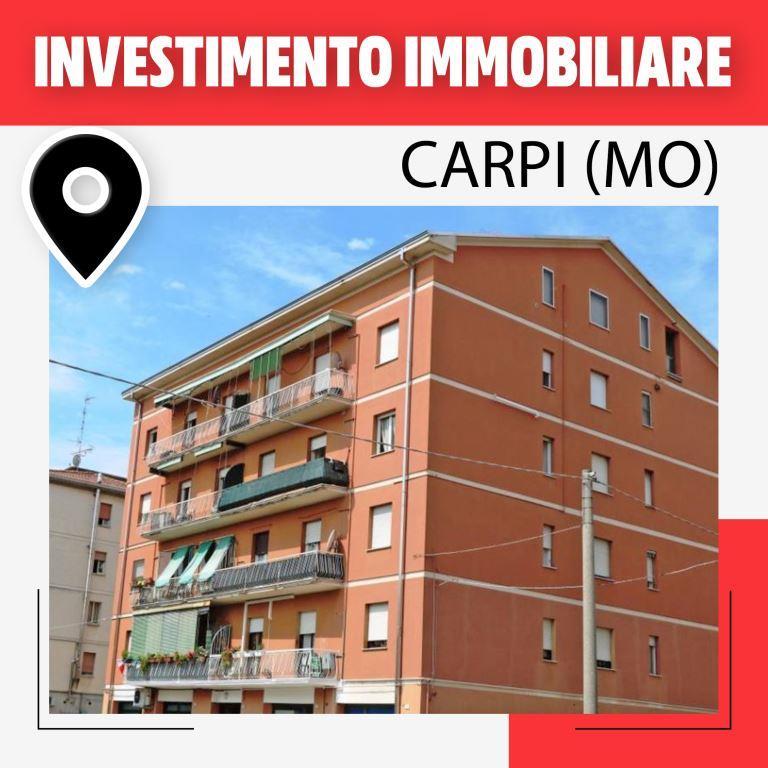 Victoria Investimenti Immobiliari Carpi Modena Emanuele Vallone
