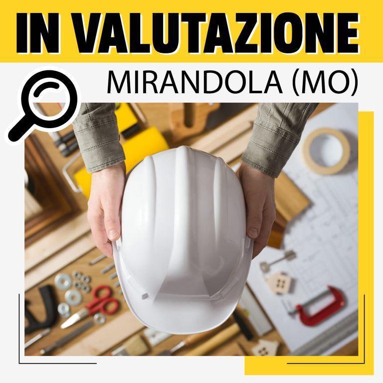 Investimento Immobiliare a Mirandola (Mo)