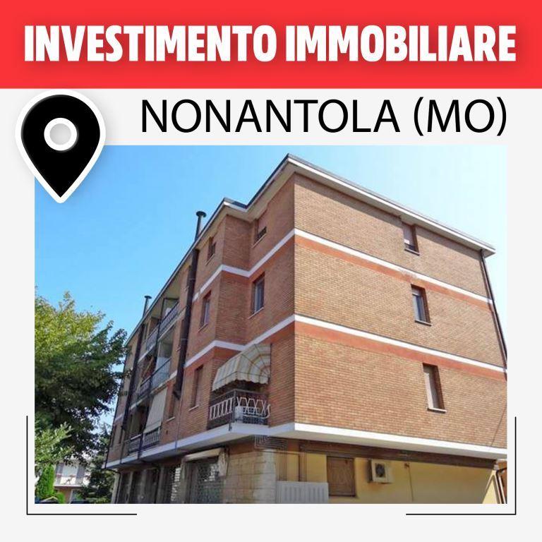 Investimento Immobiliare a Nonantola (Mo) via Vittorio Veneto